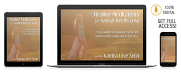Healing Meditations for Natural Weightloss