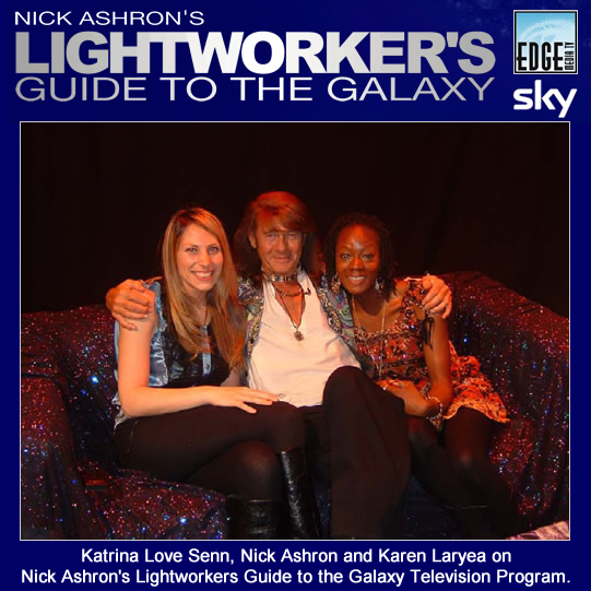 Nick Ashrons Light Workers Guide to the Galaxy
