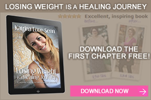 losing weight healing journey